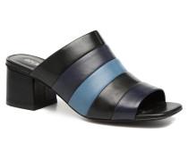 Ellenha Mule Clogs & Pantoletten in schwarz