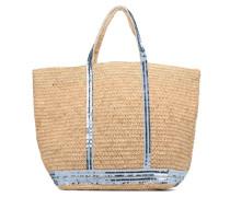 Cabas Raphia Grand Handtaschen für Taschen in beige