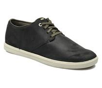 Fulk Low Sneaker in schwarz