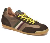 Flat Cortina Sneaker in braun