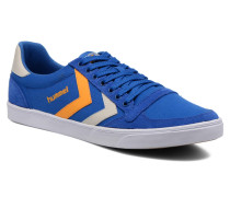 Ten Star Duo Lo Sneaker in blau