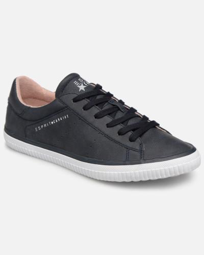 Riata Lace Up Sneaker in blau