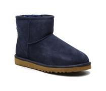 Classic Mini Stiefeletten & Boots in blau