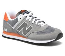 Ml574 Sneaker in grau