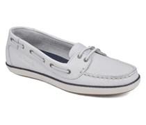 Clamer Schnürschuhe in weiß