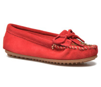 Moko Moc Slipper in rot