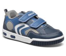 J Gregg B J6447B Sneaker in blau