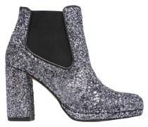 Winter Freak #3 Stiefeletten & Boots in silber
