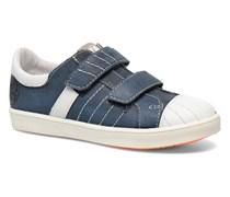 Mano Sneaker in blau