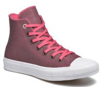 Chuck Taylor All Star II Hi W Sneaker in rosa