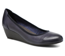 Samuel Pumps in blau