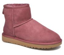 W Classic Mini II Stiefeletten & Boots in rot