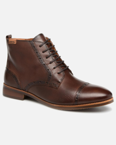 Royal W4D8717 Stiefeletten & Boots in braun