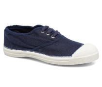Tennis Lin E Sneaker in blau