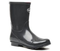 Helios Mid Rain Boots Stiefeletten & in grau