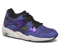 Blaze knit W Sneaker in blau