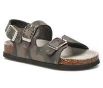Bio Matt sandal Sandalen in grau