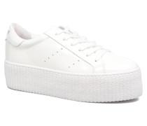 Wild sneaker patent Sneaker in weiß