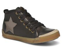 Henrik Sneaker in schwarz