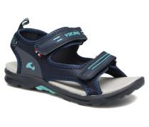 Skumvaer II Sandalen in blau