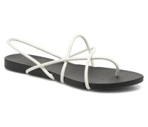 Philippe Starck Thing G Fem Sandalen in schwarz