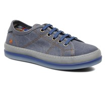 A955 Queen Sneaker in blau