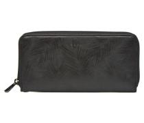 Irene Wallet Portefeuille Portemonnaies & Clutches für Taschen in schwarz