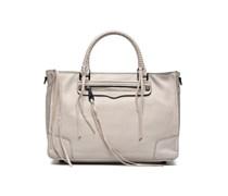 Regan Satchel Handtaschen für Taschen in beige