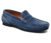 Trenton Penny Slipper in blau