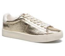 DEANDREA Sneaker in goldinbronze