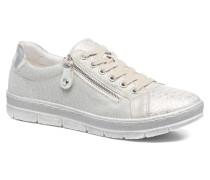 Bago D5800 Sneaker in silber