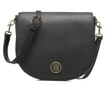 Honey Saddle Bag Handtaschen für Taschen in schwarz