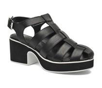 NYDILLA Sandalen in schwarz