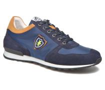 Wolf denier Sneaker in blau