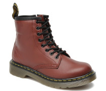 Juniors Delaney Lace boot Stiefeletten & Boots in weinrot