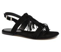 Wlany 606 Sandalen in schwarz