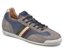 Flat Cortina Sneaker in blau