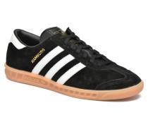 Hamburg Sneaker in schwarz