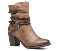 Figoo Stiefeletten & Boots in braun