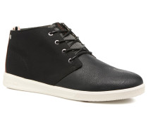 JFWDENTON PU MIX Sneaker in schwarz