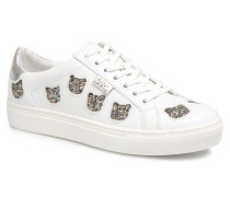 KUPSOLE Choupette Inlay Lace Sneaker in weiß