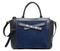 Solene Handtasche in blau