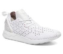 Zx Flux Adv Asym Pk Sneaker in grau