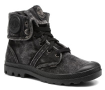 Pallabrouse Baggy Sneaker in schwarz