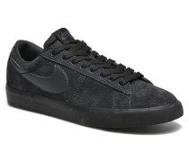 Blazer Low Gt Sneaker in schwarz