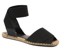 CARYNN Sandalen in schwarz