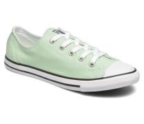 All Star Dainty Canvas Ox W Sneaker in grün