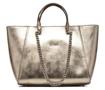Nikki Chain tote Handtaschen für Taschen in goldinbronze
