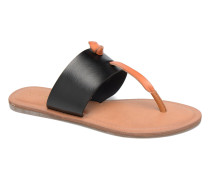 Frazer Sandalen in schwarz