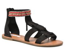 Menade Sandalen in schwarz